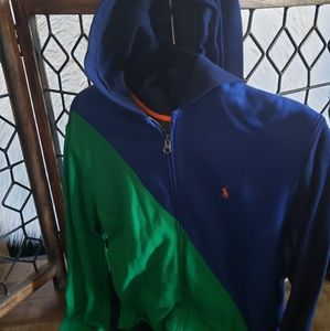 Polo by Ralph Lauren Boys Hooded Jacket